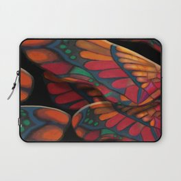 """""""A thousand colors of butterfly wings"""" Laptop Sleeve"""