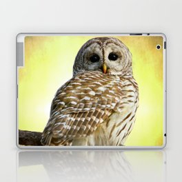She sees right into the heart of me Laptop & iPad Skin