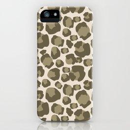 Feline Fun iPhone Case