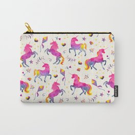 Unicorn Jubilee Carry-All Pouch