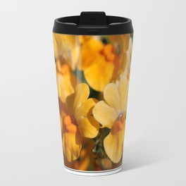 Nemesia Strumosa named Angelart Pear Travel Mug