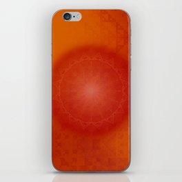 Muladhara iPhone Skin