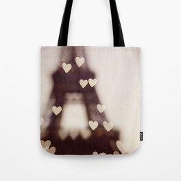 City of Love - Paris Tote Bag