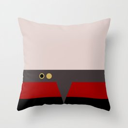 Tom Paris - Minimalist - Star Trek Voyager - Trektangle Trektangles - Delta Quadrant startrek Throw Pillow
