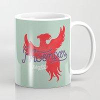 Phoenixes Mug