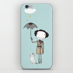 Rainy Day iPhone & iPod Skin