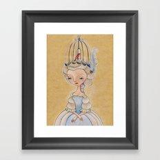 Confined Framed Art Print