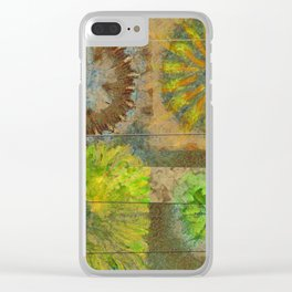 Twinged K-Naked Flower  ID:16165-123043-49351 Clear iPhone Case