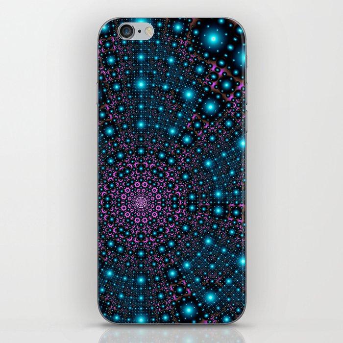 Magic of light iPhone Skin