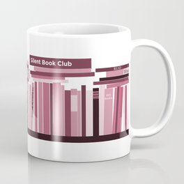 TBR Shelf Coffee Mug