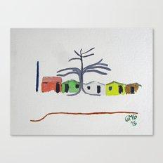 Chaval Ceara Canvas Print