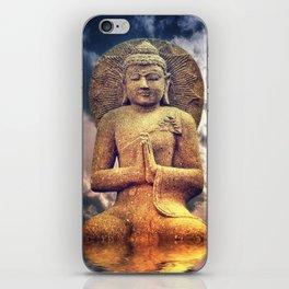 The Buddha iPhone Skin