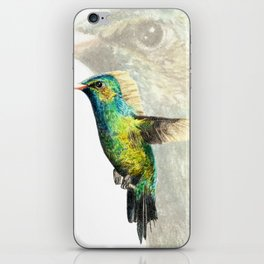 Hummin' iPhone Skin