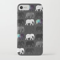 dumbo iPhone & iPod Cases featuring WHERES DUMBO by Nizhoni Creative Studio