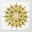 Gold Mandala by catcoq