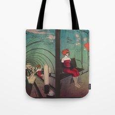 Good-bye, Inspiration Tote Bag