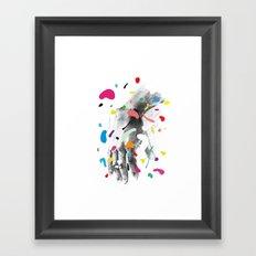 Father Framed Art Print