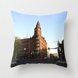 Spokane Throw Pillow