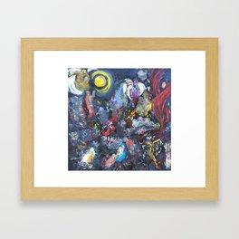 Looking for Hope Framed Art Print