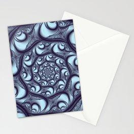Fractal Web Stationery Cards