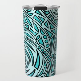 How The River Flows - Faded Travel Mug