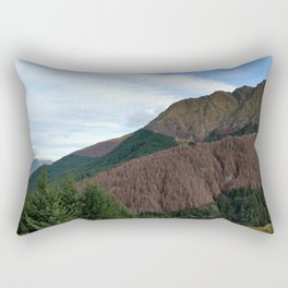 Views from the Ben Lomond Trail Rectangular Pillow