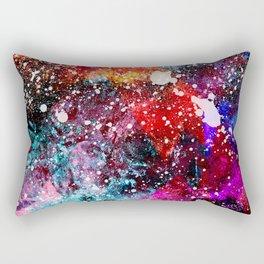 The Nebula Rectangular Pillow