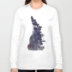 Fox from the City Long Sleeve T-shirt