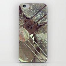 Just Keep on Turning iPhone & iPod Skin