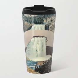 The Flow Of Man Travel Mug