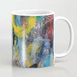 NYC GRAFFITI WALL Coffee Mug