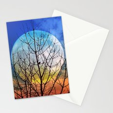 The moonwatcher Stationery Cards