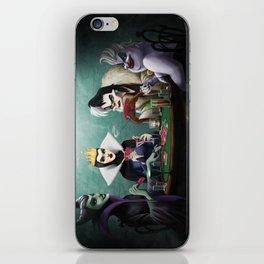 Evil Flush iPhone Skin