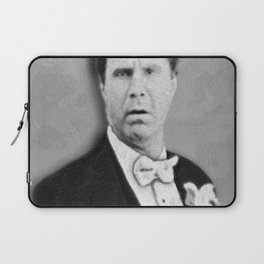Ferrell Old School Laptop Sleeve