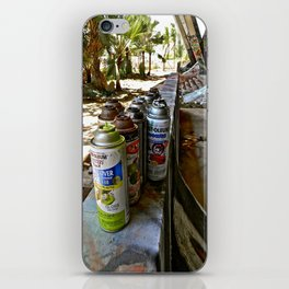 Go Paint iPhone Skin