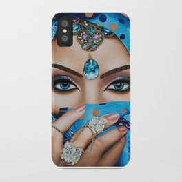 Jeeshan iPhone Case
