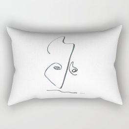 Demeter Moji d6 3-2 w Rectangular Pillow