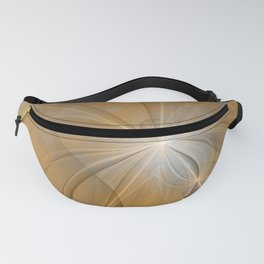 Fractal Art Series Patina Style 2 Fanny Pack