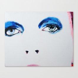 BOWIE. Canvas Print