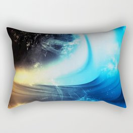 Abstract Project Rectangular Pillow