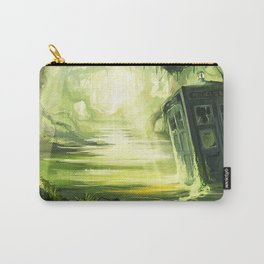 Tardis In The Swamp Carry-All Pouch