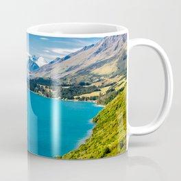 New Zealand South Island  Coffee Mug