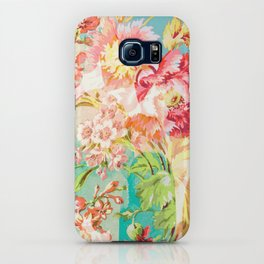 hide and seek floral iPhone Case