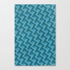 Jetpacks Pattern  Canvas Print