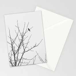 Slow Winter Stationery Cards