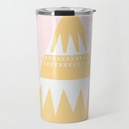 Scandinavian Mountains Travel Mug