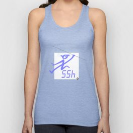 javelin record time Unisex Tank Top