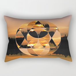 Gander Bay, Canada Rectangular Pillow