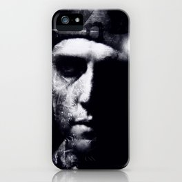 Hommage to Christopher Walken iPhone Case