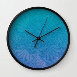 Ptrn Wall Clock